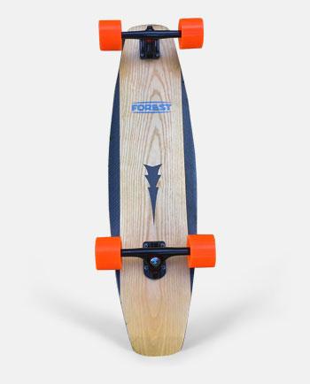 Fullcarbon longboards